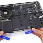 """Заміна батареї на MacBook Pro Retina 13"""" Late 2013, Mid 2014"""