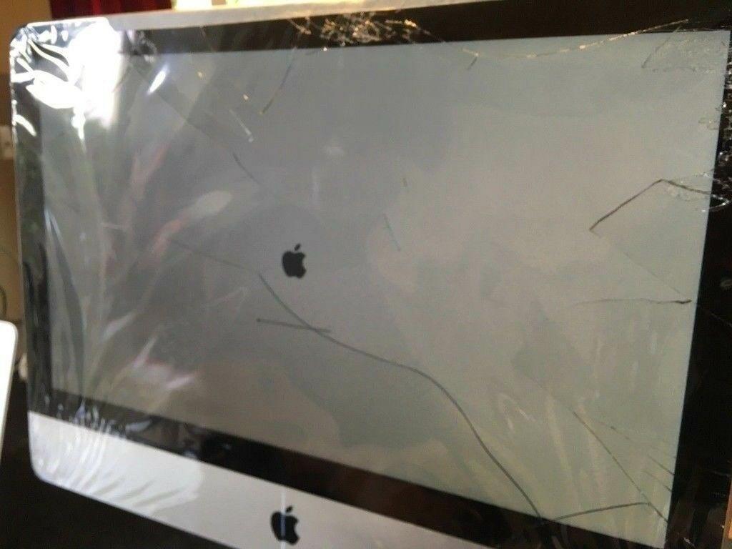 Заміна скла на екрані iMac