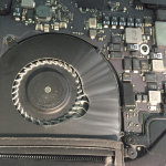 Чистка MacBook Pro після будівельного пилу