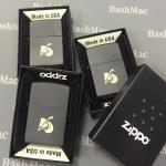 Лазерне гравіювання на запальничках Zippo