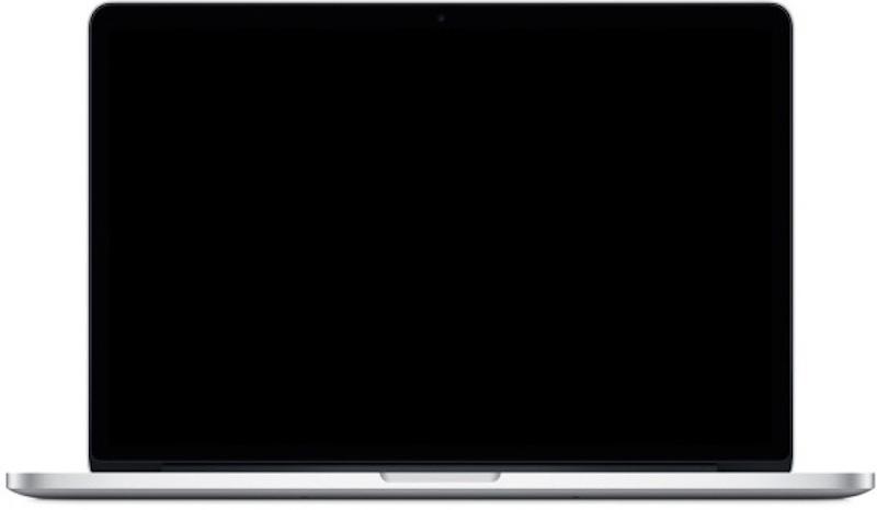 Значення екранів Mac