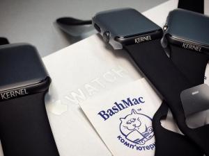 лазерне гравіювання на Apple Watch
